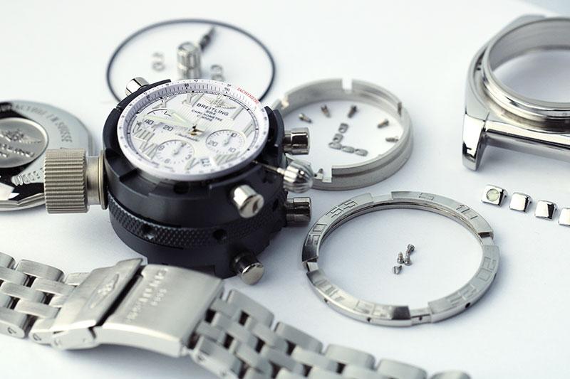 Desmontaje reloj