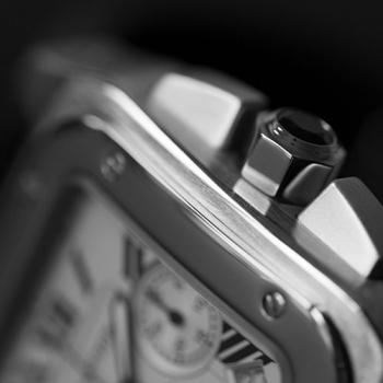 Revisión completa y restauración de caja Cartier tank