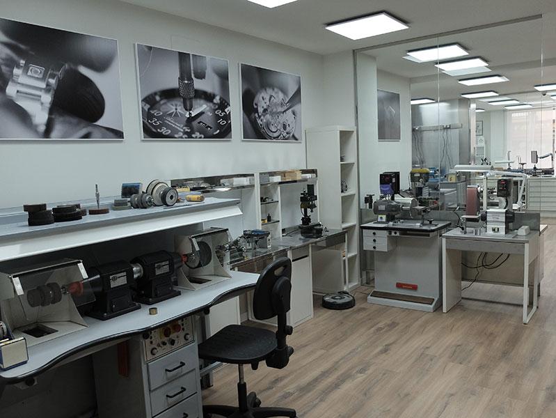 Laboratorio - Luis Miguez Relojeros