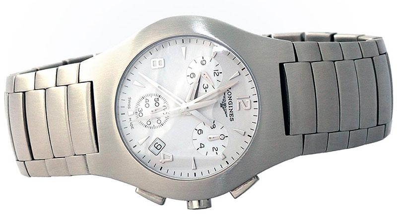 Restauración reloj Longines Opposition