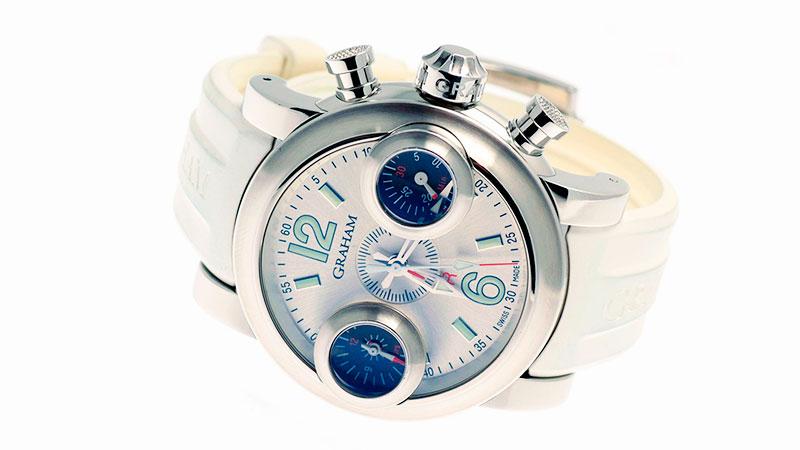 Reparación reloj Graham Swordfish Booster