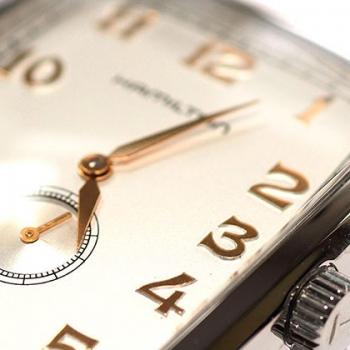 Cambio de cristal reloj Hamilton Boulton