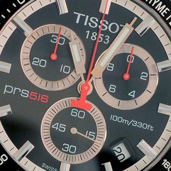 Pila Tissot PRS 516 Cuarzo