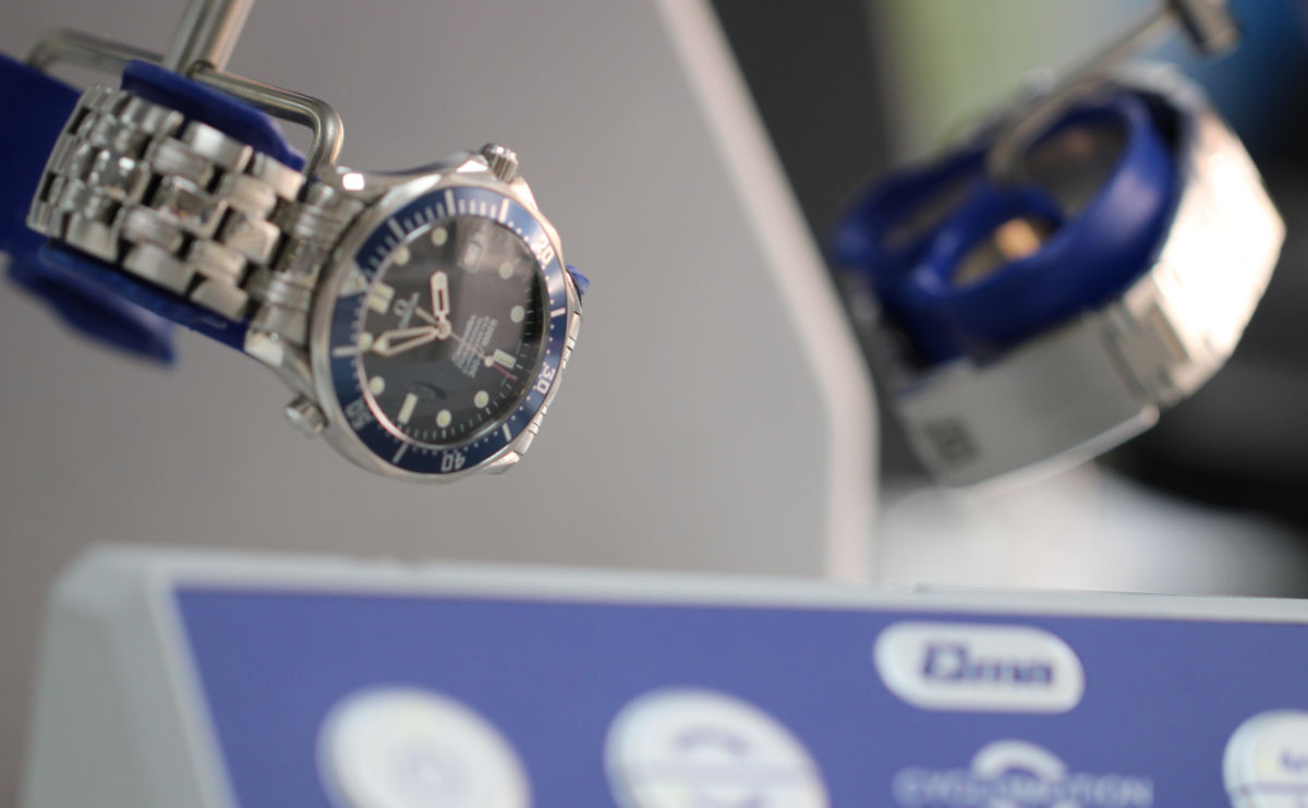 Noria para relojes automáticos