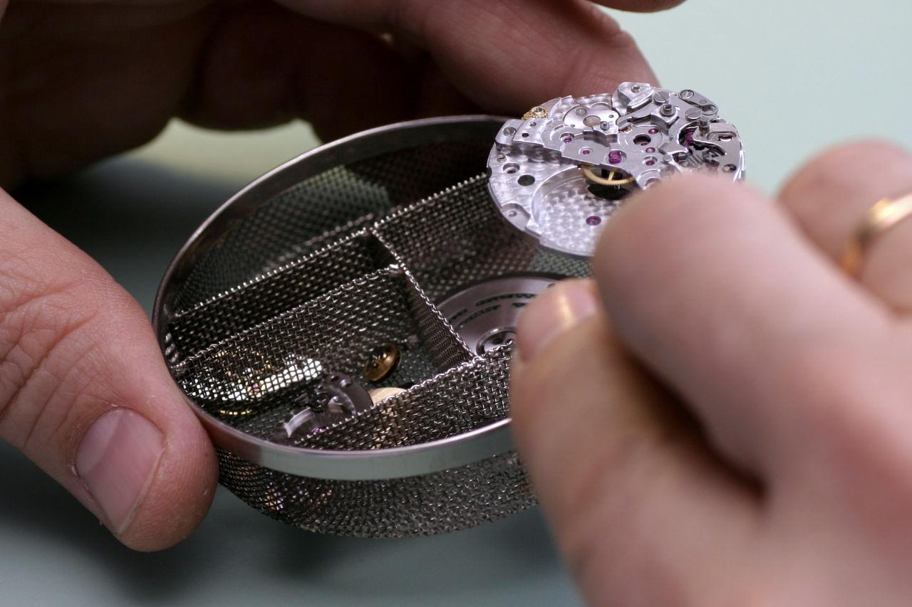 Revisión completa reloj Rolex