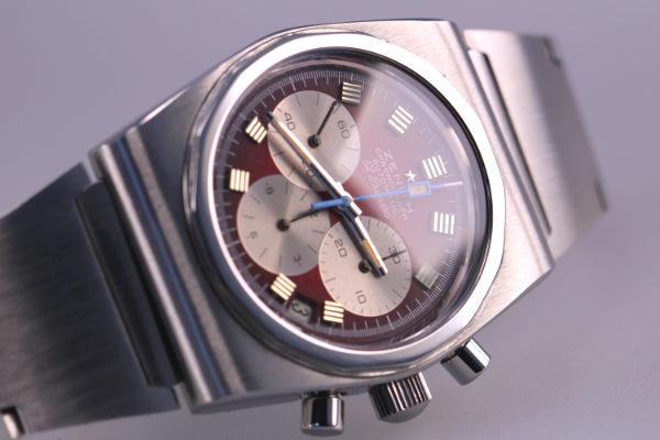 Zenith El Primero Chronograph restaurado